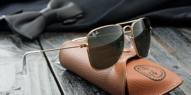 Apple Pay акция для Ray-Ban.com