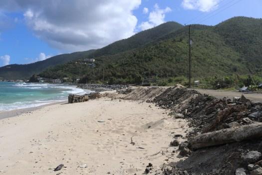 Bombas post Hurricane Irma
