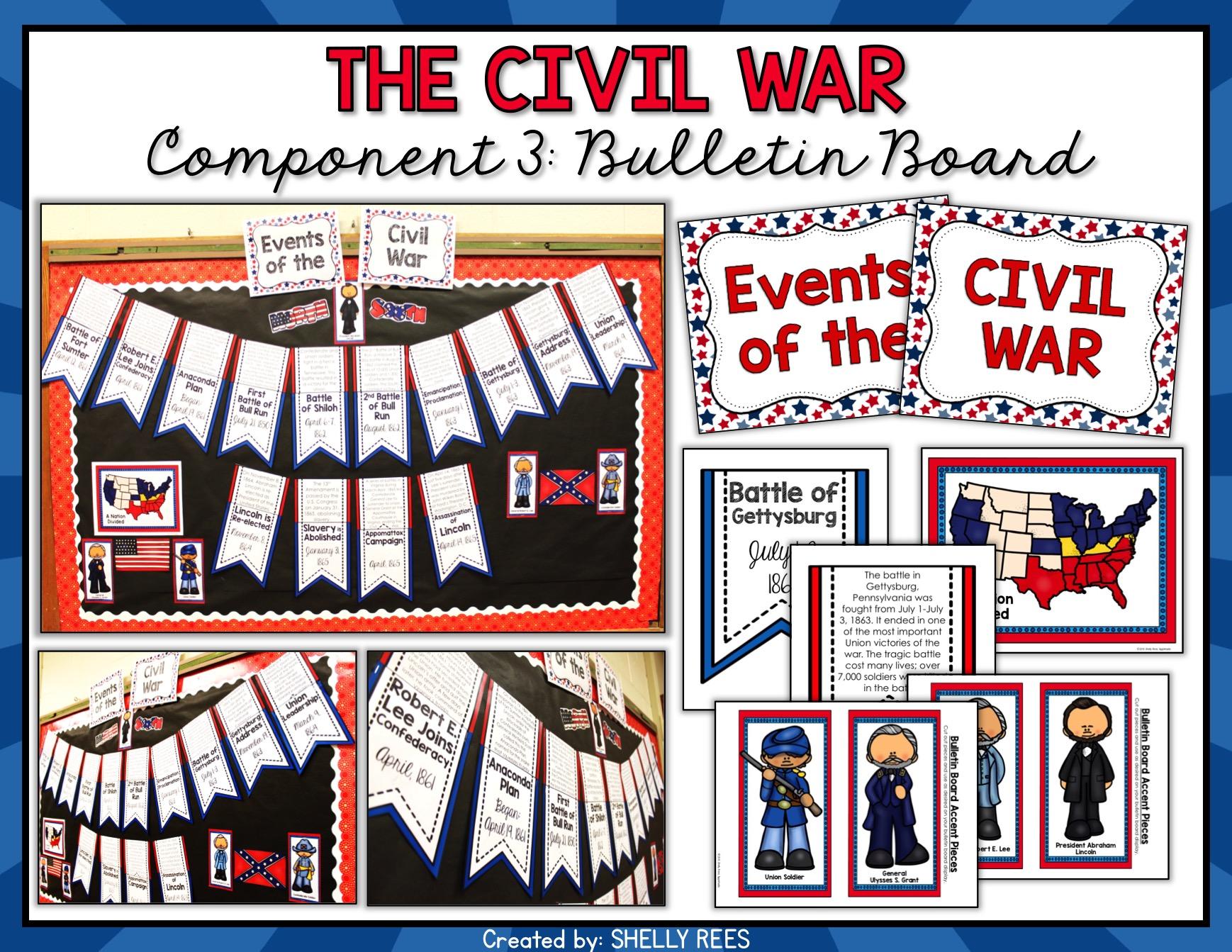 Civil War Events