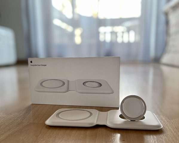 Apple MagSafe Duo Charger Titelbild