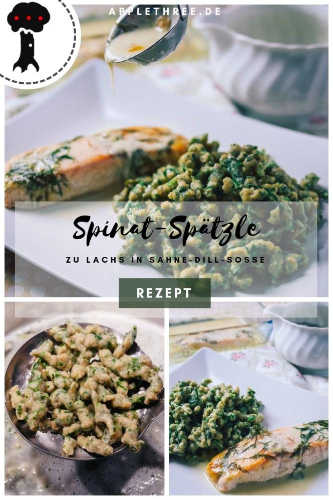 Spinat-Spätzle