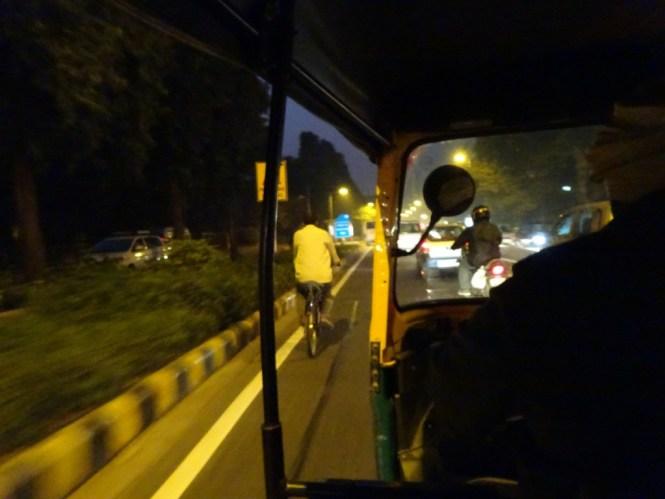 fahrt im tuktuk