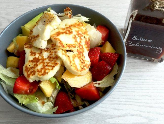 erdbeer-balsam essig
