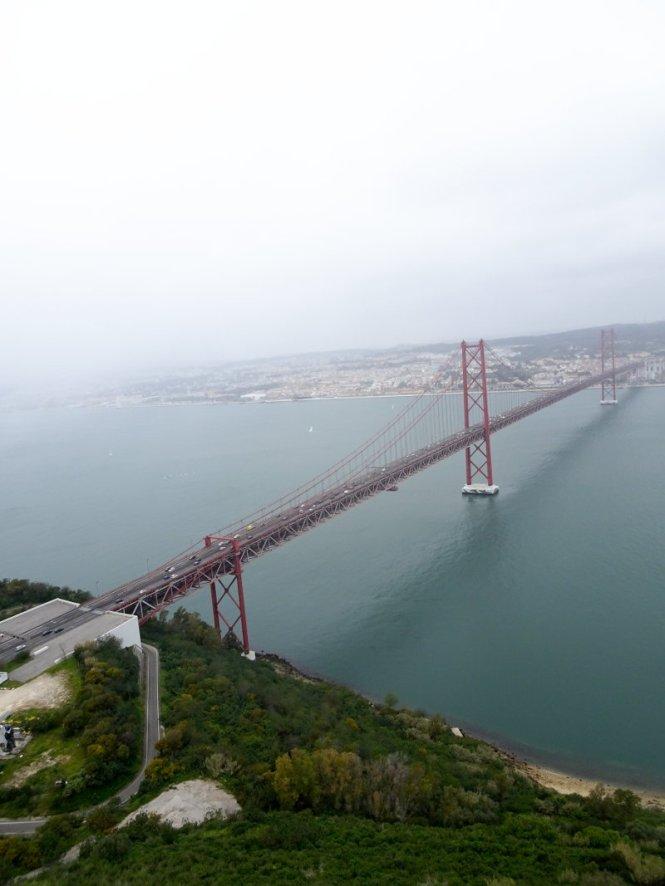 ponte de 25 abril sehenswürdigkeiten