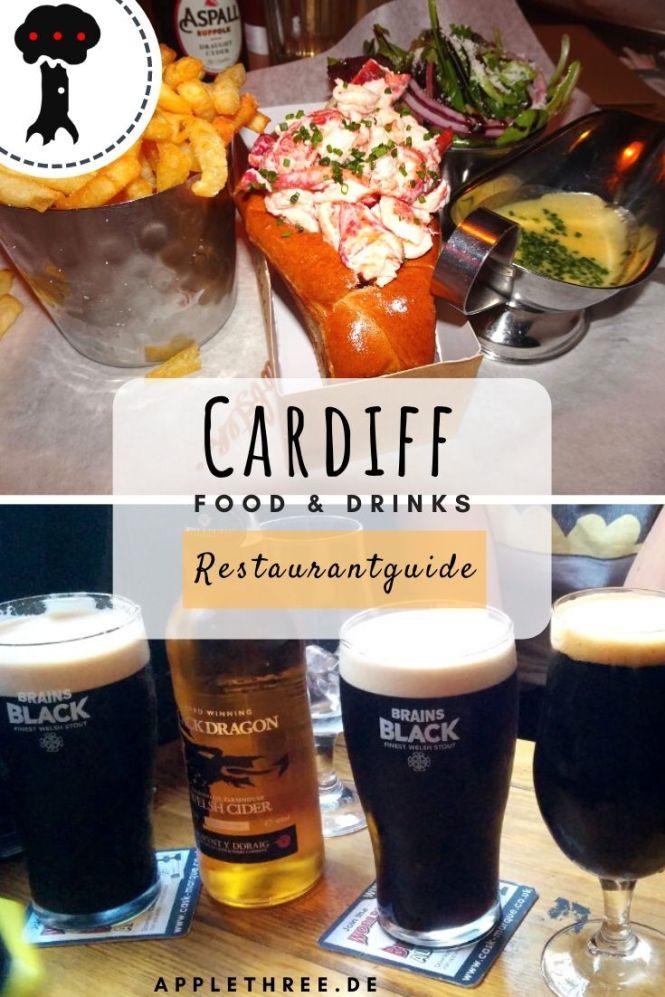 cardiff food