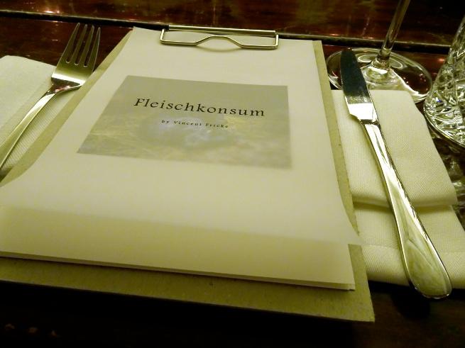 fleischkonsum by vincent fricke
