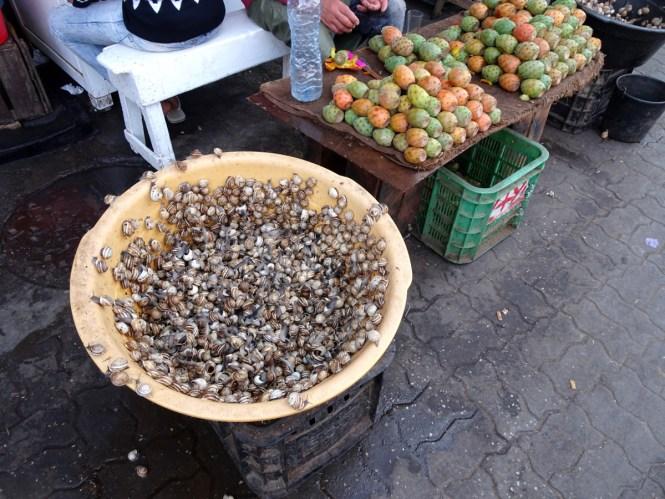 marrakesch-citytrip-schnecken-gewuerzplatz Marrakesch Sehenswürdigkeiten