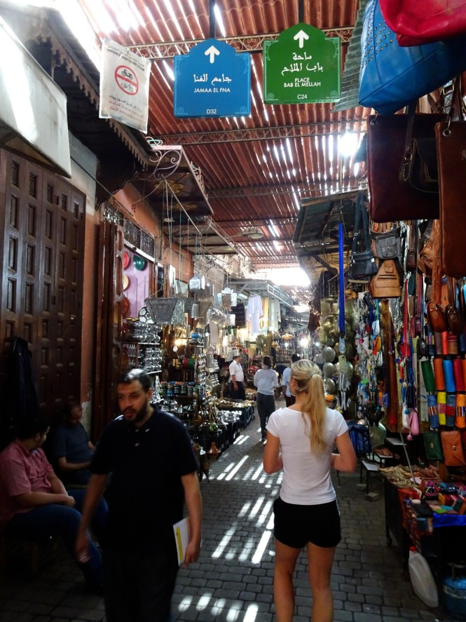 marrakesch travelguide souks