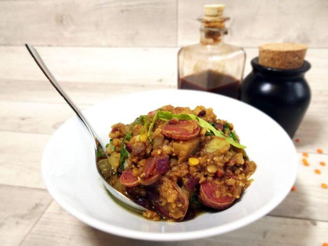warmer-linsensalat-mit-fruchtigem-dressing