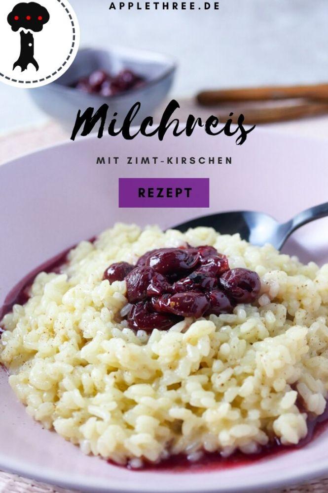 milchreis rezept