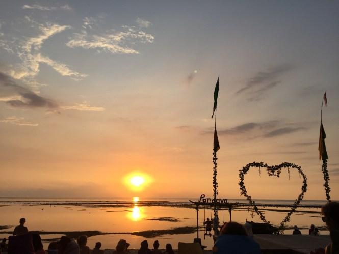 Gili Trawangan Pandawa Sunset