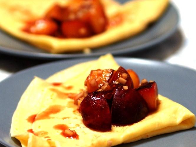 Das Rätsel der blutigen Schere dessert
