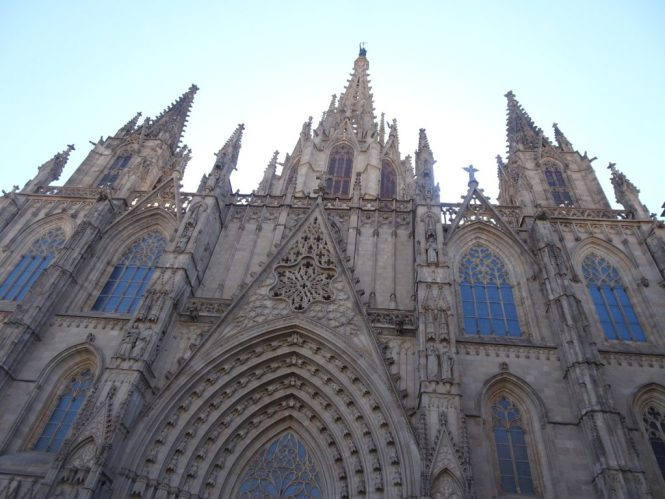 barcelona tipps catedral
