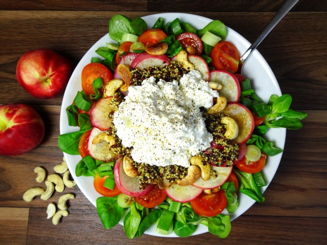 buddhabowl sommer cottage cheese