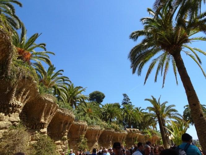 barcelona citytrip park güell