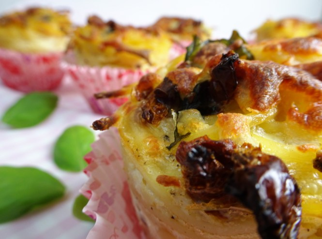 herzhafte muffins fingerfood