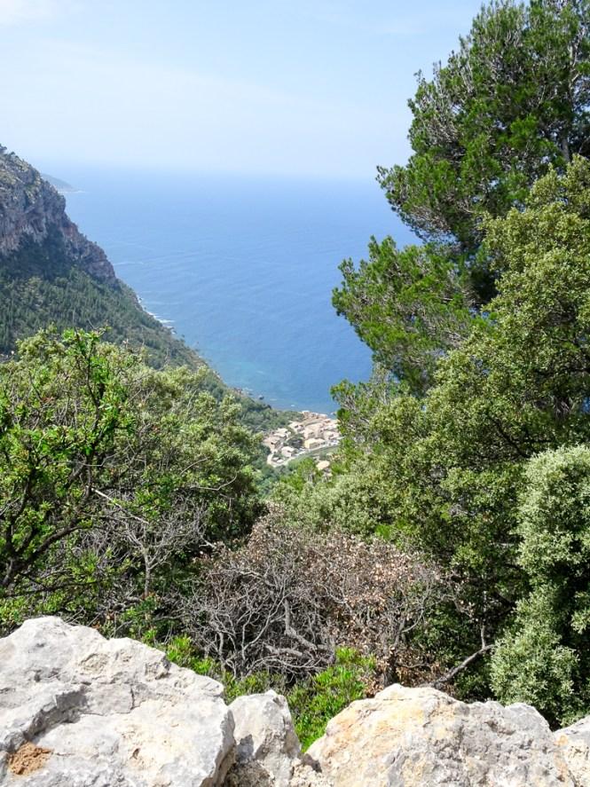 Mallorca Westen port de valldemossa
