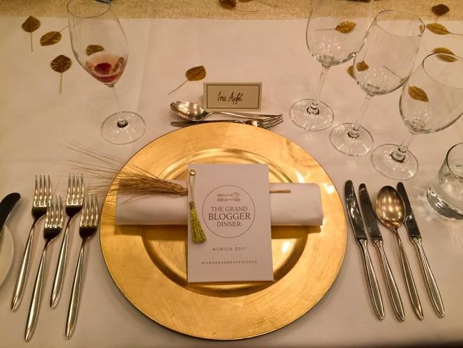 grand blogger dinner