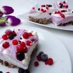 no bake quark schnitten