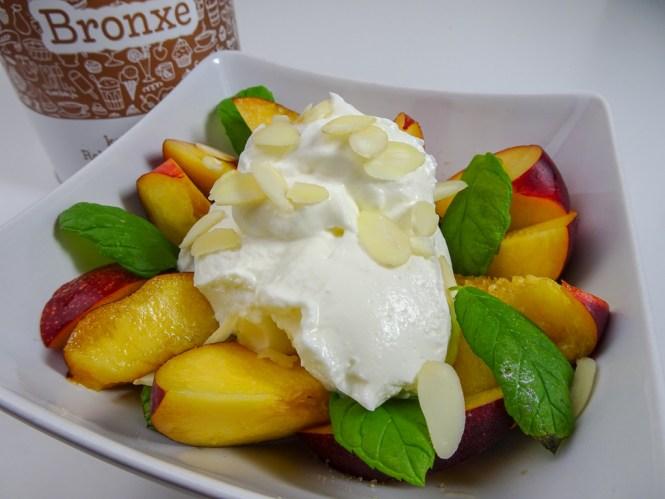 xucker challenge nektarinen-minz-salat