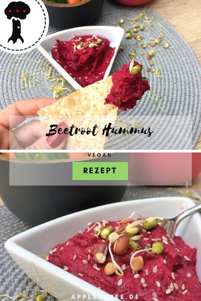 rote bete hummus rezept