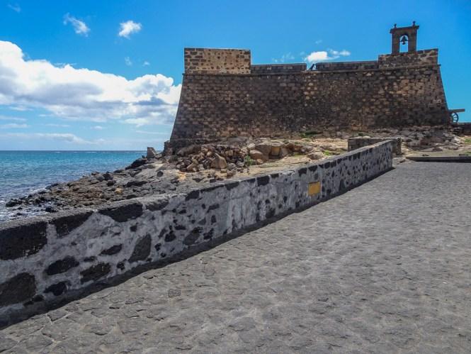 Lanzarote Castillo Gabriel