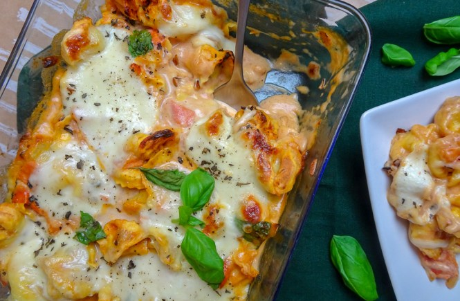 Tortellinigratin Death by Cheese