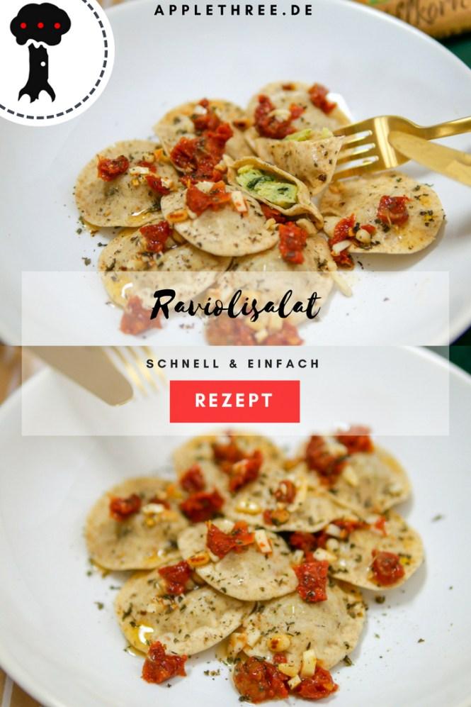 Ravioli salat rezept