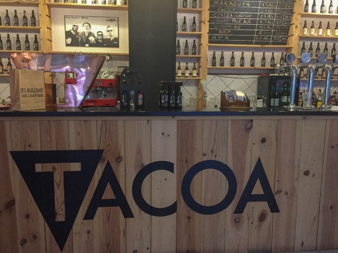 Tacoa Craft Beer