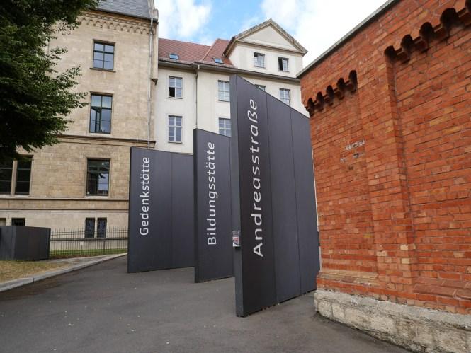 SED Gedenkstätte Erfurt Erfurt Sehenswürdigkeiten