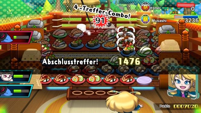 Nintendo Switch Sushi Striker