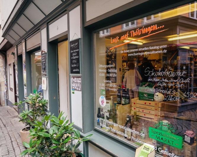 Erfurt thüringer spezialitäten