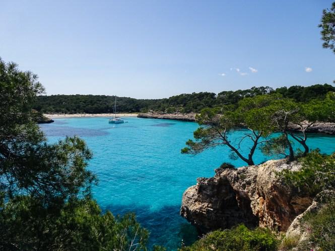 Cala Mondrago Mallorca Süden Travelguide