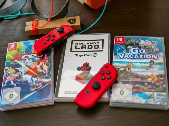 Nintendo Sommergames