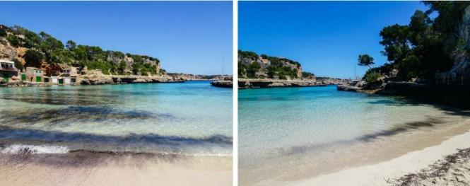 Cala Llombards Mallorca Süden Travelguide Sehenswürdigkeiten