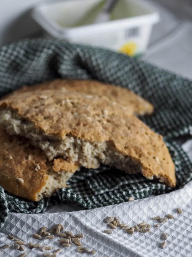 no knead bread brot ohne kneten
