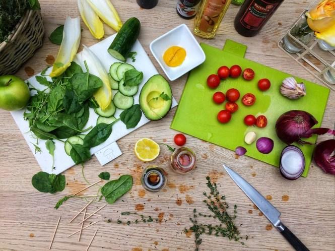 vegane Salatdressings