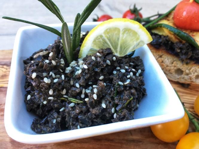 tapenade rezept olive