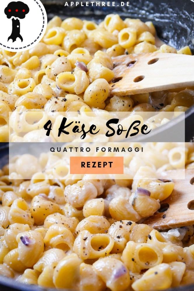 4 käse pasta