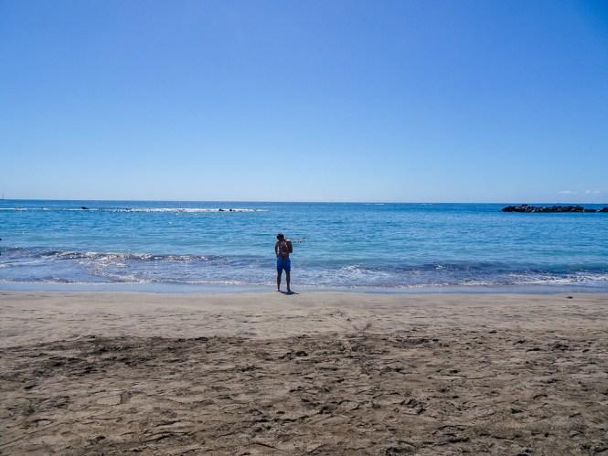 Teneriffa Playa del duque