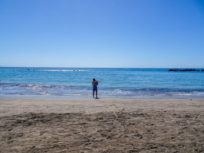 Teneriffa Playa del duque