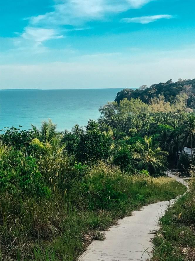 Ausblick Koh Rong