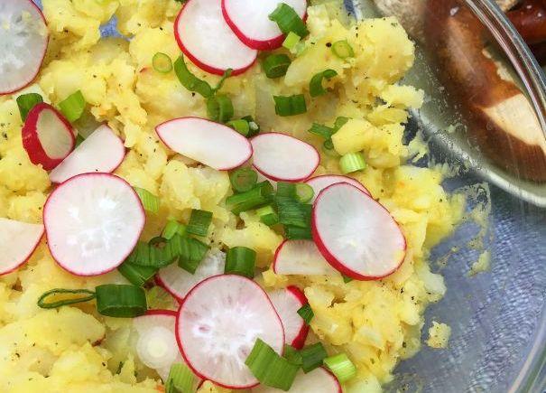 Bayerischer Kartoffelsalat