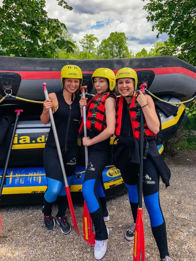 Isar rafting deutschland