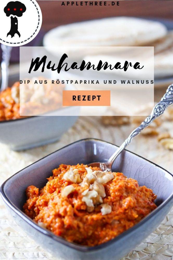 muhammara rezept