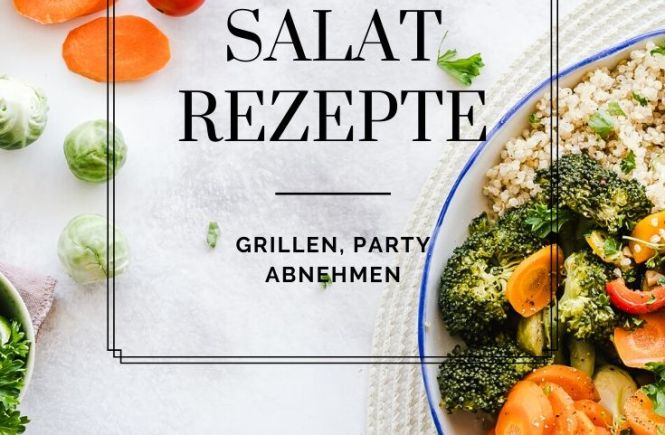 salat rezepte party grillen abnehmen