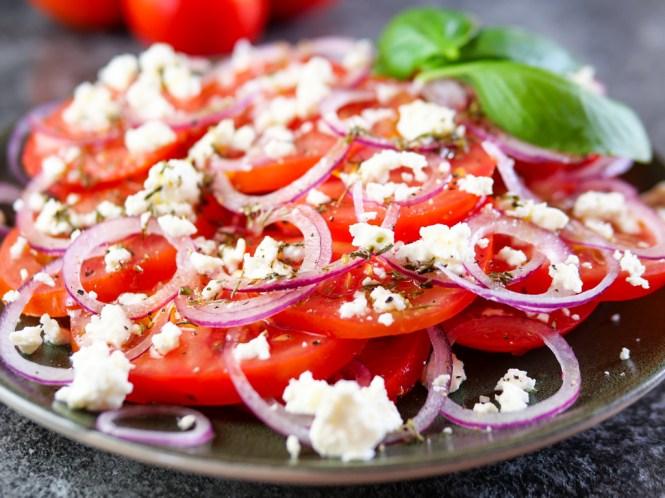 tomatensalatrezept