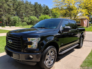 Detailed Ford