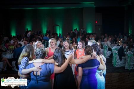 Radisson Hotel Merrillville Wedding39