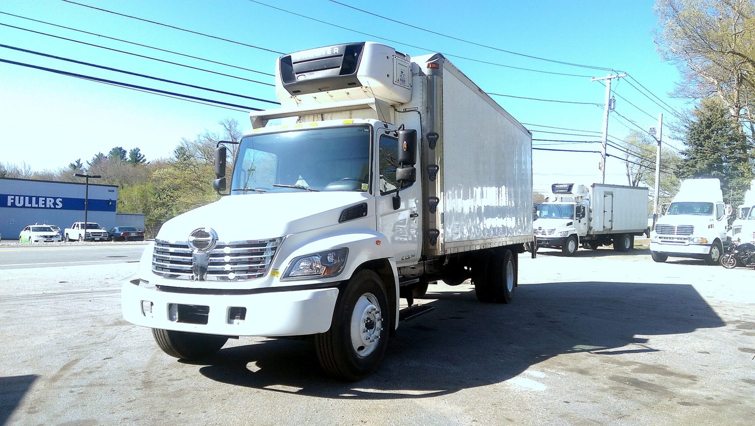 Reefer Truck for Sale Hino 268